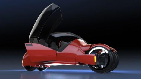 lane concept car