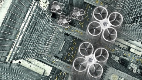 matternet urban supply drones