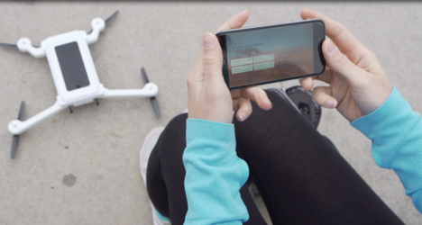 phone drone controller