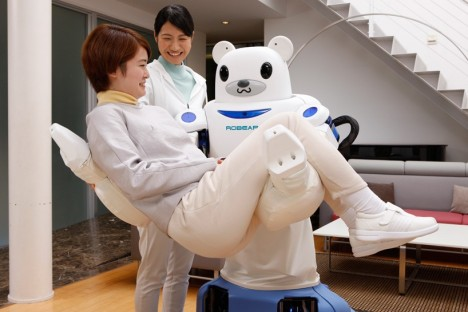 robotic lift bear