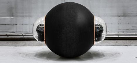 robotic war balls