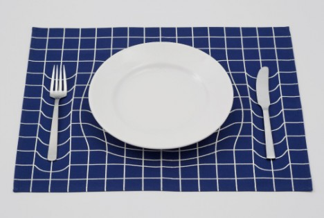 spacetime placemats
