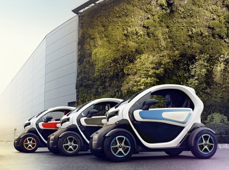 tiny electric car europe