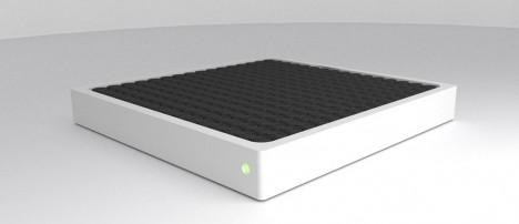 ultrahaptics touch pad hover