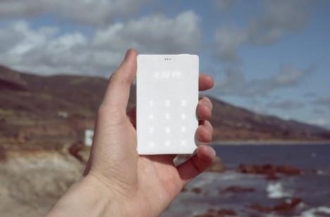 tiny light phone