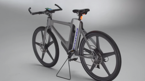 Ford mode flex bike