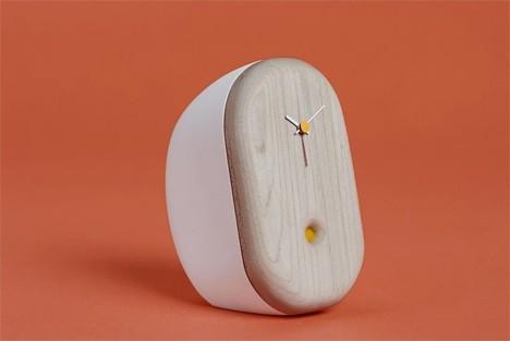 laughing alarm clock