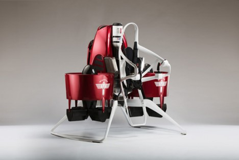 personal jetpack flying machine