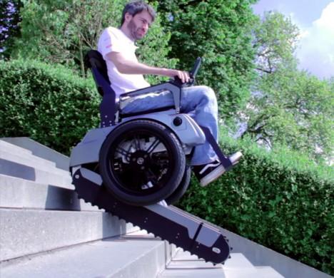 scalevo stair climbing wheelchair