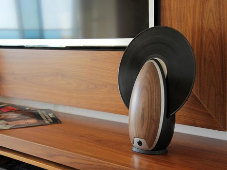 toc modern record player