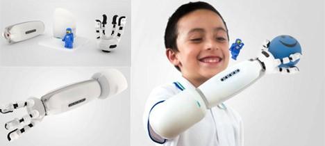 lego custom arm