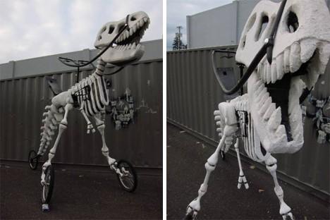 sue the dinosaur trike