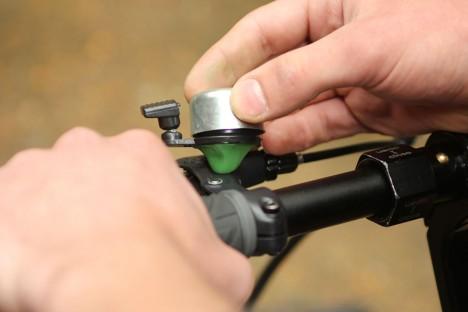 sugru bike handle