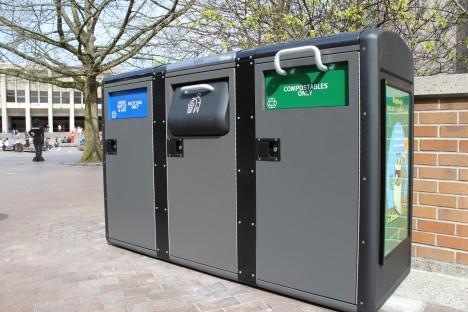 free internet waste receptacles