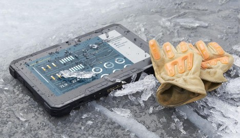 rugged tablet extreme weather