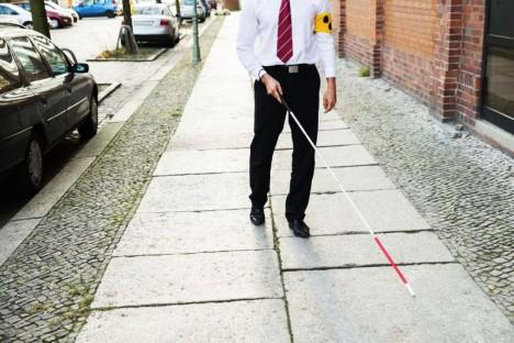 smart cane device sensor