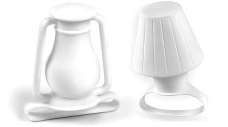 smartphone accessory portable detachable lamp