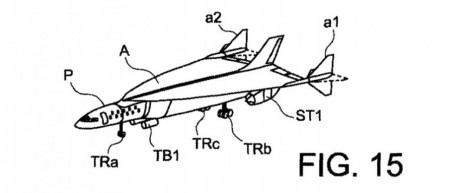 concorde figure patent model