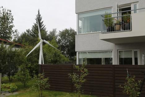 mobile yard turbine large