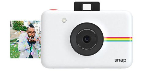 polaroid snap color camera