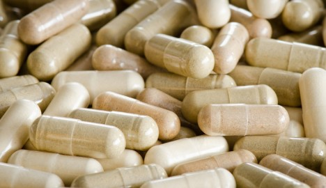 powdered supplements