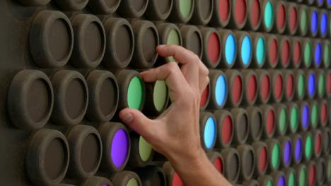 wall interactive bright
