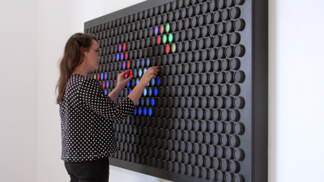 Everbright: Giant Interactive Lite-Brite Wall for Adults Gadgets, Science & Technology
