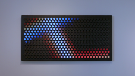 Everbright Giant Interactive Lite Brite Wall For Adults