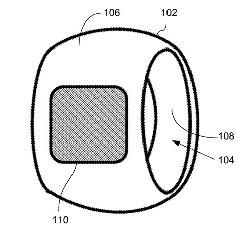 i ring patent design