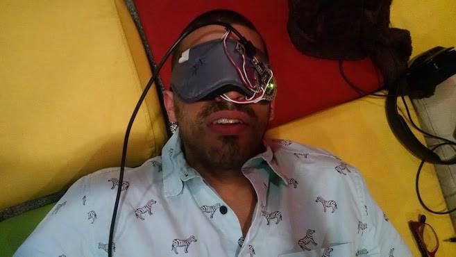 Sleep Mask Offers Better Rest Through Lucid Dreaming