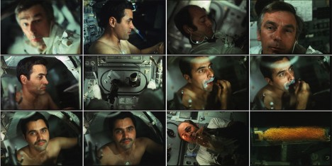 nasa shaving space