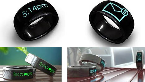 It Would be a Smart Ring the Next Apple?