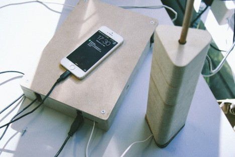 digital nomad phone charger