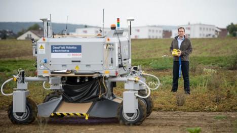 farm robot rod stamper