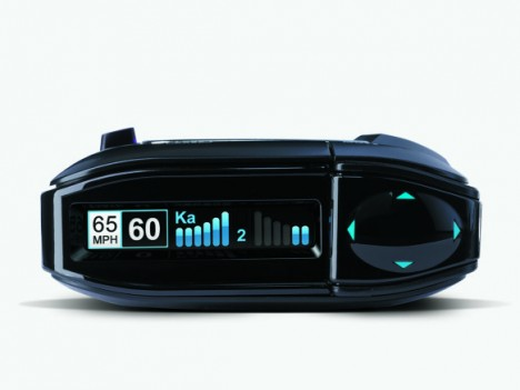 new radar detector device