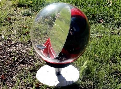 solar ball real detail