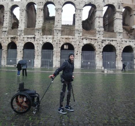 exoskeleton world traveler