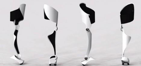 leg brace chair