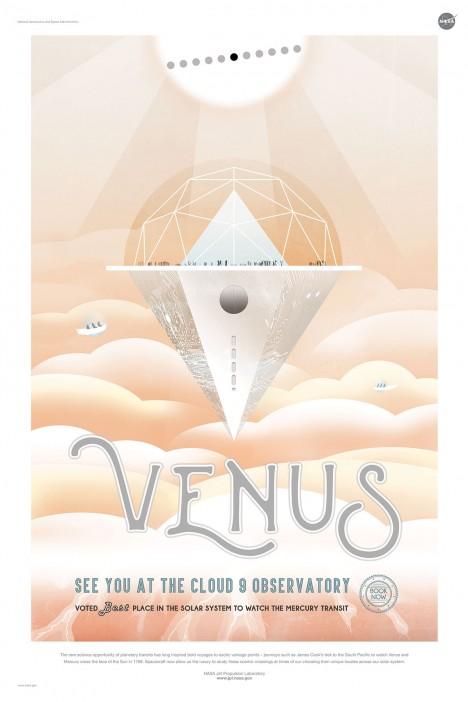 venus cloud 9 observatory