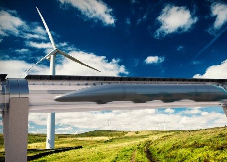 hyperloop eurorail