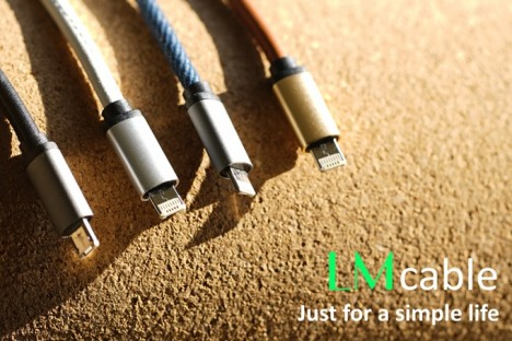 reversible cable design