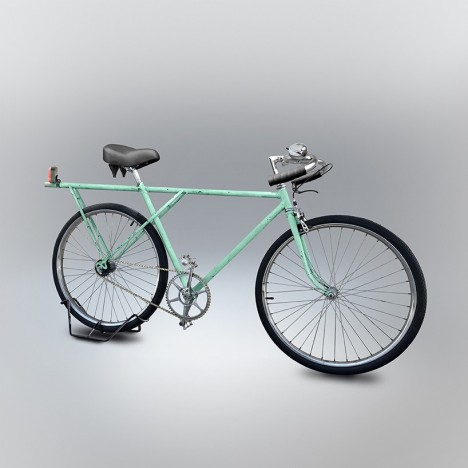 faux bike rendering