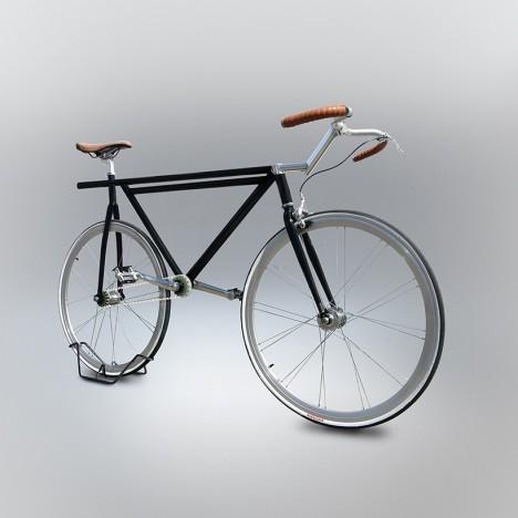 weird bike model