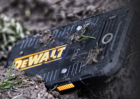 dewalt dirty device