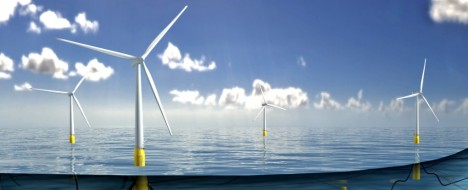 floating wind power