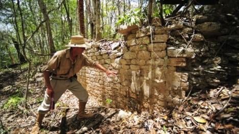 mayan city explorer