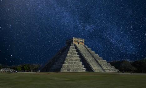 missing mayan city