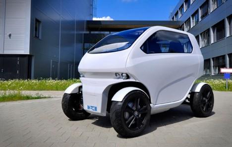 sideway eco2 car