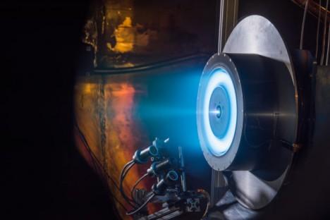 solar electric space propulsion