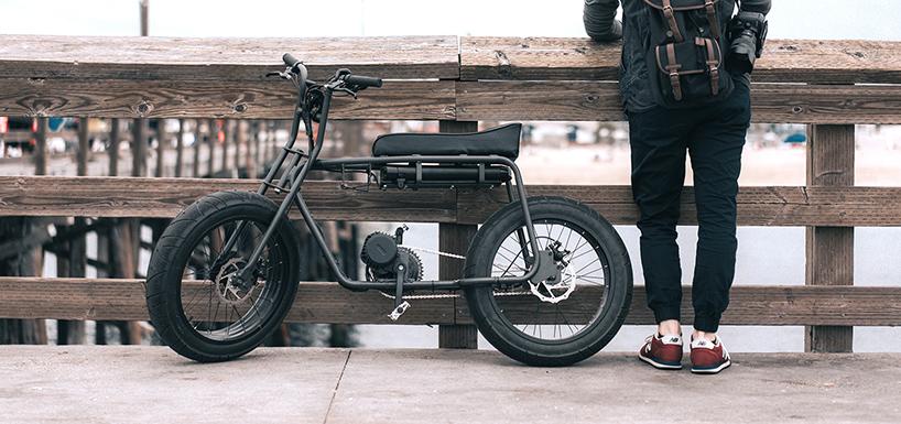 Super 73 Lithium Modern E Bike Meets Vintage Motorcycle